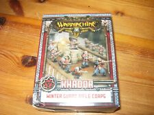 Warmachine Khador  Winter Guard Rifle Corps    box new