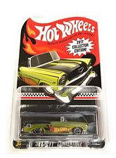 NEW HOT WHEELS 2017 COLLECTOR EDITION '56 CHEVY CONVERTIBLE