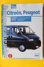 Citroen Jumper Peugeot  Boxer D TD ab 1994 Reparaturanleitung Handbuch