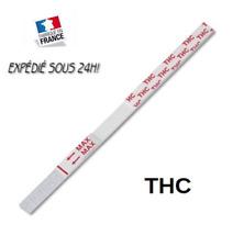 Test Urinaire Rapide Dépistage THC Résine Cannabis- Prévention Routière Drogue