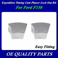 for Ford 4.6  5.4 F150 Expedition Timing Cam Phaser Lock Out Kit 3R2Z6A257DA