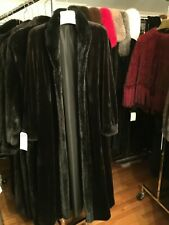 CHICAGO FUR MART SIZE12.REVERSIBLE BRAND NEW W/TAGS SHEARED MINK COAT $17000.00