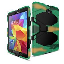 Outdoor Cover für Samsung Galaxy Tab A T580 10,1 Zoll Silikon Case Stand Schutz