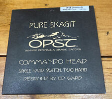 Opst Pure Skagit Commando Head 350gr/22.7gm 15ft/4.6m