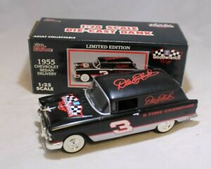 Racing Champions Diecast 1:25 scale 1955 Chevy Sedan Delivery BANK  Earnhardt