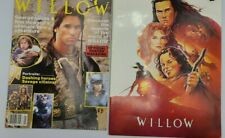 AUTHENTIC Willow Movie Press Kit with 10 large photos + bonus!