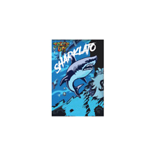 Sharklato Cali Tin Labels Mylar Bag Stickers