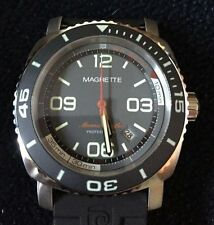 Magrette Moana Pacific Professional G14 - 44mm Diver 500M/1650Ft - 4 Bands