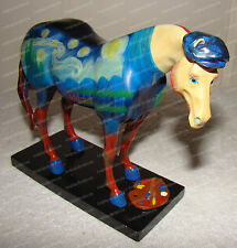 TOPP, GO VAN GOGH (Trail of Painted Ponies by Westland, 1472) 1E / 5,774