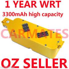 Battery For iRobot Roomba 3.3Ah Ni-MH Heavyduty Discovery 5250 4210 4220 4225 OZ