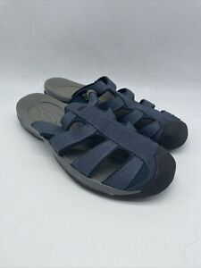 NEW Keen Men's Aruba II Sandal Size 14 M Midnight Navy Blue Black Gray. BS431