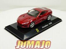 SC8 voiture 1/43 SALVAT Supercars : Ferrari Portofino 2018