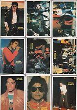 MICHAEL JACKSON 12 CARD  1992 PORTUGUESE CALENDAR SET