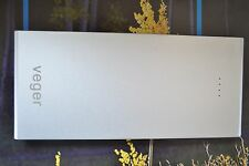 Brand New Ultra-Slim NEW Aluminum Real 12000mAh Power Bank Universal Veger W1203