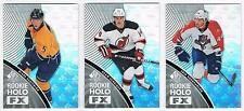 11-12 ERIK GUDBRANSON UD SP AUTHENTIC ROOKIE HOLOFX INSERT #RFX11 PANTHERS