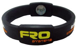 FRO Systems Balance Band Bracelet Wristband - Ion Hologram