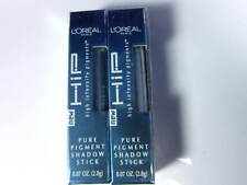 L'Oreal HiP Pure Pigment Eye Shadow - #214 Two Packs