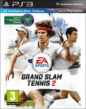 Grand Slam Tennis 2 ~ PS3 (in Great Condition)