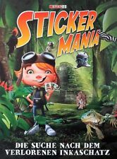 Spar Stickermania 8 - Suche nach dem verlorenen Inkaschatz 2017 (15 aussuchen)