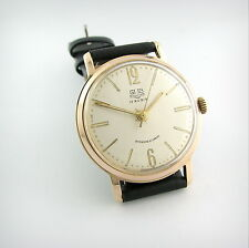 Vintage Watch... GUB GLASHUTTE...Cal.70.1...Gold Plated....Check It!!