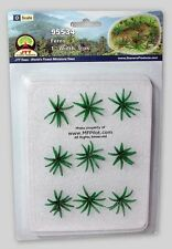 FERNS 9-PACK - 1/48 Scale JTT Scenery #95534 - FREE SHIPPING