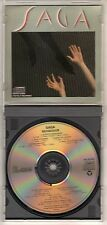 SAGA: BEHAVIOUR CD PORTRAIT RECORDS AOR PROG ROCK