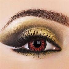 PHANT THUNDERBOLTS paire de lentille de couleur vampire contact deguisement lens