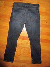 COH Citizens Of Humanity Ava Straight Jeans Faith Dark Wash Size 28