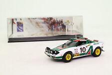 Vitesse V98045; Lancia Stratos; 1976 Monte Carlo 1st; Munari; Excellent Boxed