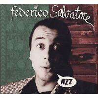 FEDERICO SALVATORE - Azz... - CD DIGIPACK 1995 USATO OTTIME CONDIZIONI