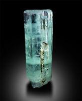 Natural Aquamarine Crystal from Shigar Pakistan - 111 g , 81*26*28 mm
