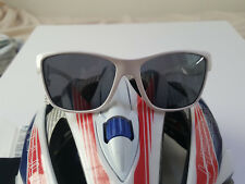 Optic Nerve Grifter Cycling Shades  White