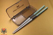 BENTO BOX LUNCH BOX BOITE REPAS MADE IN JAPAN PORTABLE CHOPSTICKS WHITE HASHI