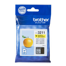Cartucho de tinta original Brother Lc3211