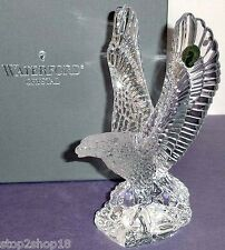 Waterford Eagle Sculpture by Fred Curtis Crystal Made in Ireland 105153 New