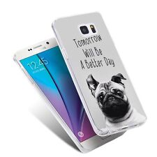 French Bulldog TPU Printed Pattern Phone Cases Conque for iPhone Samsung Huawei