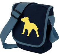 Staffordshire Bull Terrier Bag Dog Walkers Bags Birthday Gift Staffie Bag Staffy