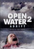 Open Water 2: Adrift (DVD, 2007) Ali Hillis, Cameron Richardson, Eric Dane