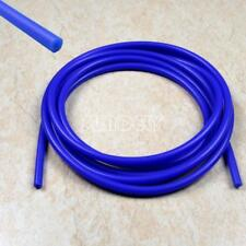 Silicone 4mm x 5m Vacuum Hose - Tube - Boost - Water - Pipe Line Blue AU
