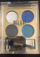 Milani Fierce Foil Eyeshine Eyeshadow Quad #04 VENICE NEW & SEALED BOGO 20% OFF