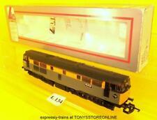 L134 lima oo class 31 116 rail 1981-1991 br grey/yellow loco runs nrxclnt dedbox