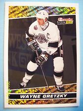 "1993-94 Topps Premier ""Black Gold"" # 7 Wayne Gretzky!"