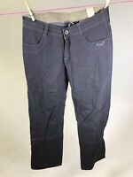 Kuhl Kuda Canvas Women Pants Hiking Natural Size 8 NWT Stretch Casual Mid Rise