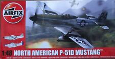 +++ NORTH AMERICAN P-51D 'MUSTANG' + 1/48 SCALE KIT by AIRFIX +++