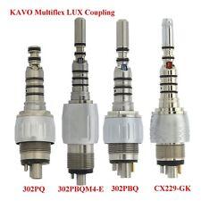 KAVO Multiflex Type Dental Fiber Optic Handpiece Coupler Quick Coupling 4 6 Hole