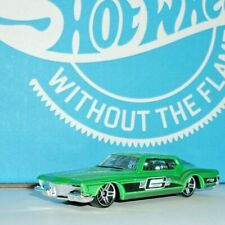 Hot Wheels '71 Buick Riviera #015 HW '15 City- Performance Green VHTF