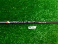 "Titleist 19* Hybrid Shaft Project X HZRDUS Smoke 6.0 80g Stiff 40"" Mint"