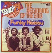 "7"" Single - The Beginning Of The End - Funky Nassau - S2185 - washed & cleaned"