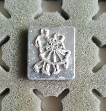 3D Craftool Leather Tool Stamp, Square Dancers, 8228
