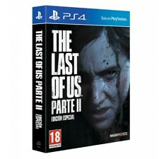 THE LAST OF US PARTE II PS4 EDICIÓN ESPECIAL JUEGO FÍSICO PARA PLAYSTATION 4